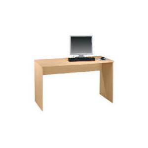Photo of Oak Framed Modular Desk, Oak Effect Computer Desk