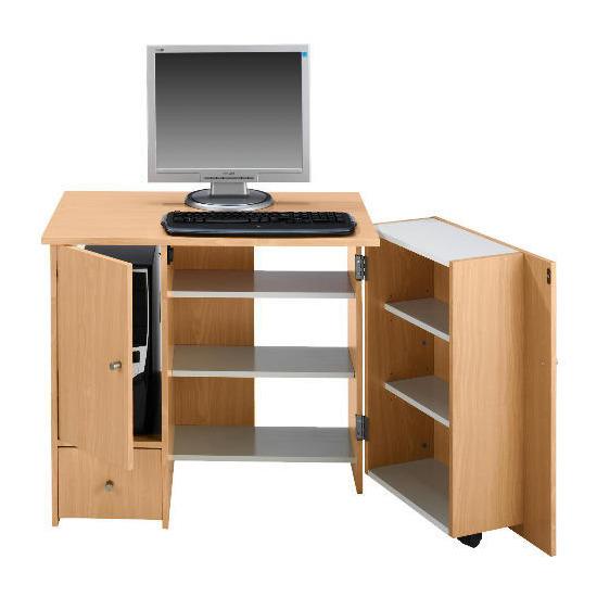 Pearce Hideaway Desk