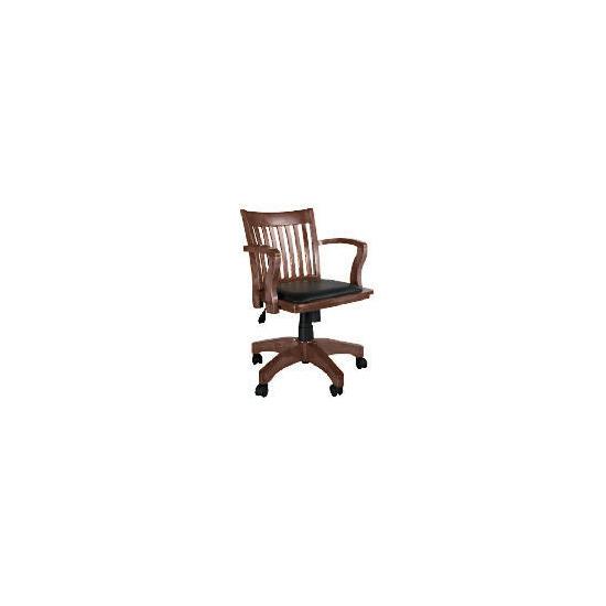 Stafford Captains Chair, Dark