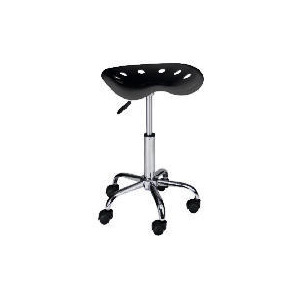 Photo of Tractor Stool, Black Furniture