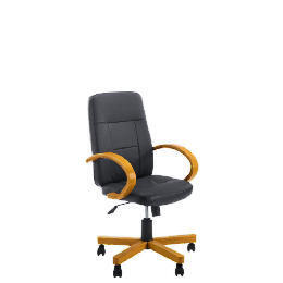Lennox Office Chair, Black Reviews
