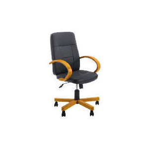 Photo of Lennox Office Chair, Black Office Furniture