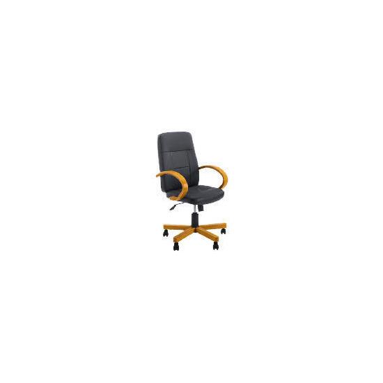 Lennox Office Chair, Black
