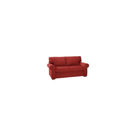 York Large Sofa bed, Brick