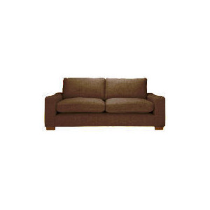 Photo of Finest Dakota Made To Order Large Chenille Sofa, Mocha Furniture