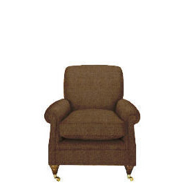 Finest Bloomsbury Made to Order Club Chenille Chair, Mocha Reviews