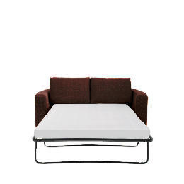 Hayden Sofa Bed, Aubergine Reviews