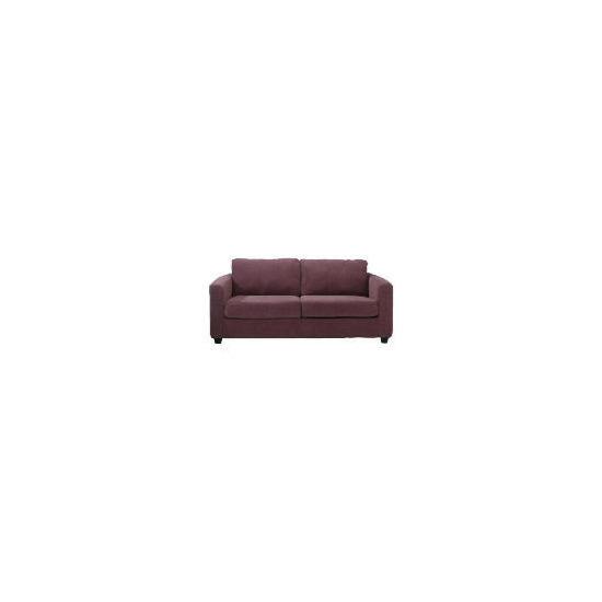 Hayden Large Sofa, Aubergine