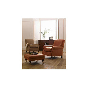 Photo of Finest Bloomsbury Made To Order Club Leather Chair, Cognac Furniture