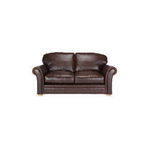 Photo of Finest Chichester Made To Order Leather Sofa - Antique Furniture