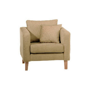 Photo of Eleanor Occasional Chair, Natural Furniture