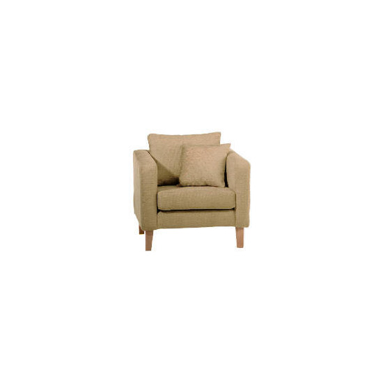 Eleanor occasional Chair, Natural