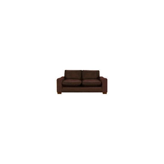 Finest Dakota Made to Order Leather Sofa - Antique