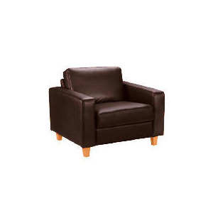 Photo of Italy Leather Chair, Brown Furniture