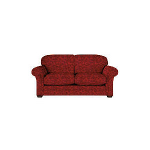 Photo of Finest Chichester Made To Order  Jacquard Sofa, Claret Furniture