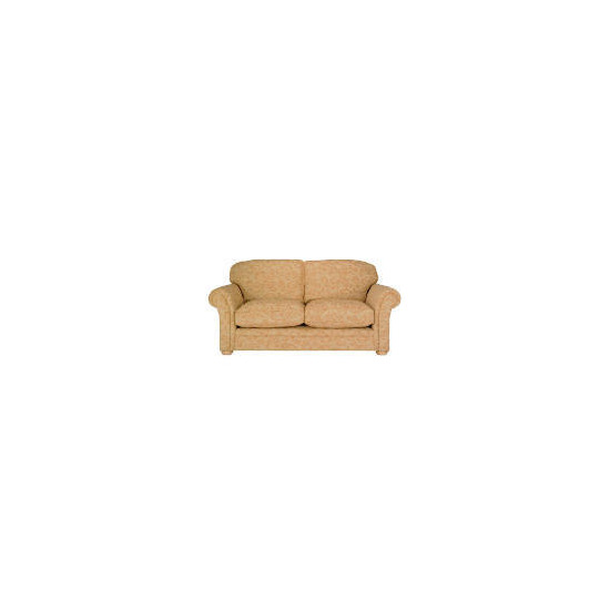 Finest Chichester Made to Order  Jacquard Sofa, Gold