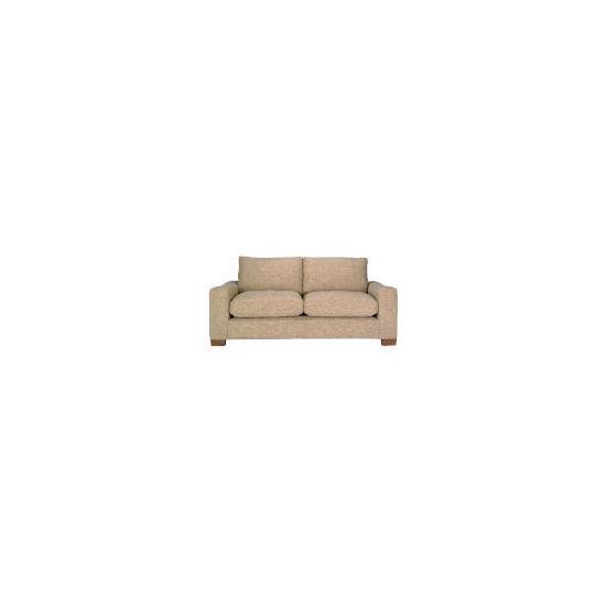 Finest Dakota Made to Order Chenille Sofa, Stone