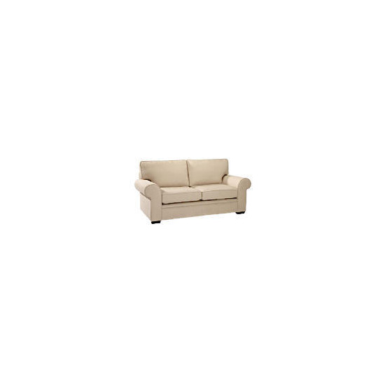 York Large Sofa bed, Natural