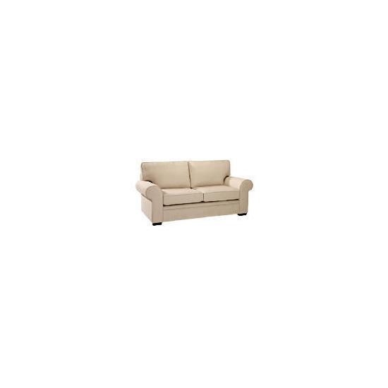 York Large Sofa bed, Natural