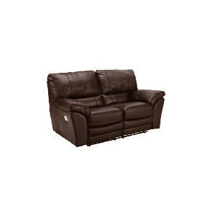 Photo of Madrid Leather Recliner Sofa, Brown Furniture