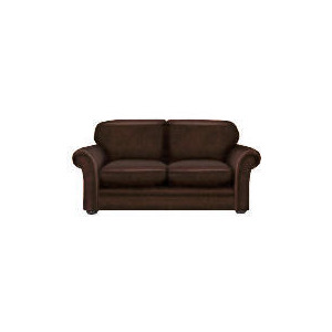 Photo of Finest Chichester Made To Order Large Leather Sofa - Antique Furniture