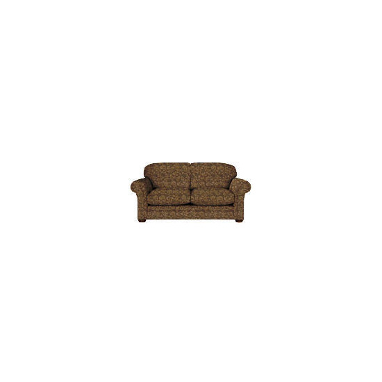 Finest Chichester Made to Order  Jacquard Sofa, Mocha
