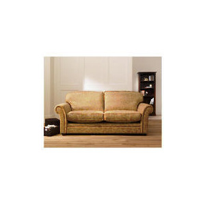 Photo of Finest Chichester Made To Order Large Jacquard Sofa, Gold Furniture