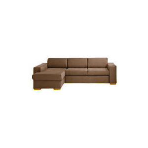 Photo of Mercer Chaise Left-Hand Facing  Sofa Bed, Mink Furniture