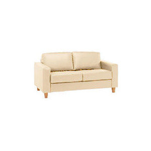 Photo of Italy Leather Sofa, Ivory Furniture