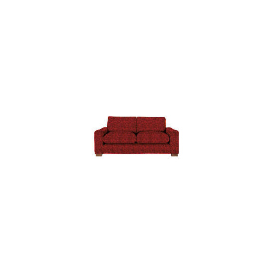 Finest Dakota Made to Order Jacquard Sofa, Claret