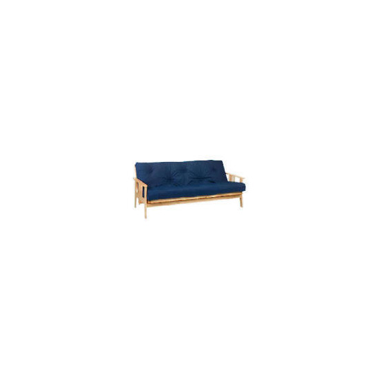 Java Sofa bed, Blue