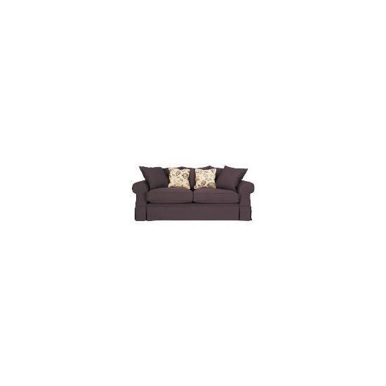 Horsham large Sofa, Mocha