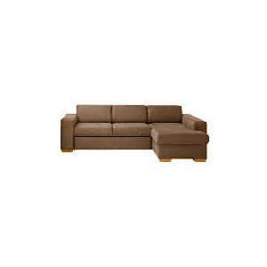 Photo of Mercer Chaise Right-Hand Facing  Sofa Bed, Mink Furniture
