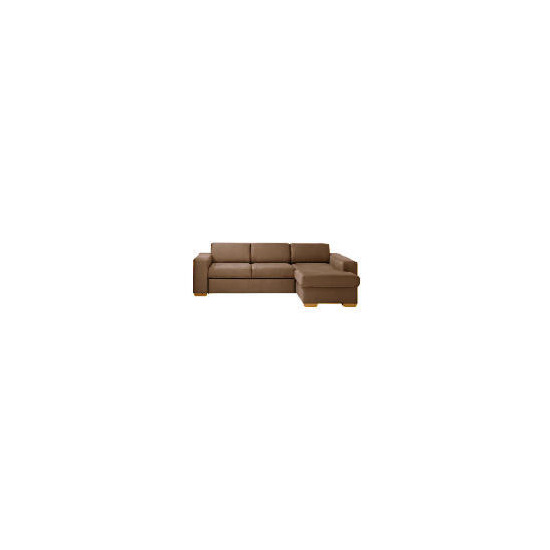 Mercer Chaise Right-Hand Facing  Sofa Bed, Mink