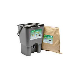 Photo of Kitchen Waste Composter Kit 18L Garden Equipment