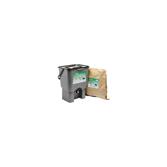 Kitchen Waste Composter Kit 18L
