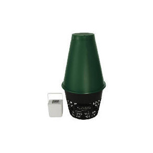 Photo of Green Cone Composting System - Solar Heated Garden Equipment