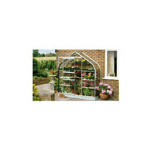 Photo of Aluminium Wall Greenhouse Greenhouse