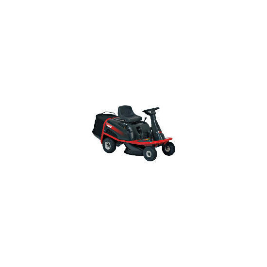 Mini Rider Petrol Lawnmower
