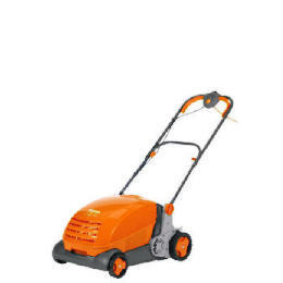 Flymo Electric Lawnrake Compact 340 Reviews