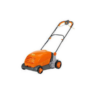 Photo of Flymo Electric Lawnrake Compact 340 Garden Equipment
