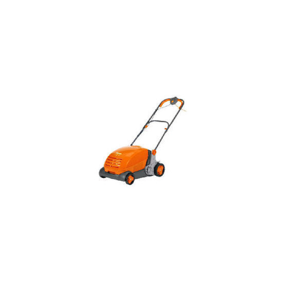 Flymo Electric Lawnrake Compact 340