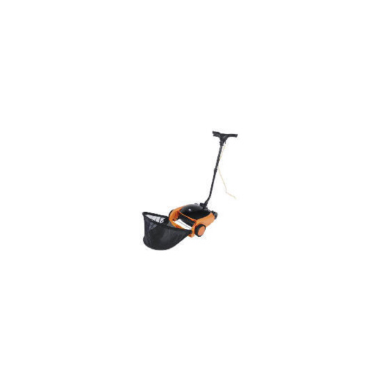 Power Force Electric Lawn Raker 650W