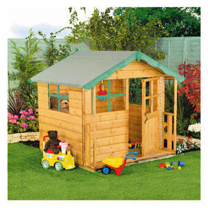 Photo of Poppy Wooden Playhouse Toy