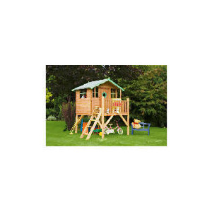 Photo of Sunflower Tower Wooden Playhouse Toy