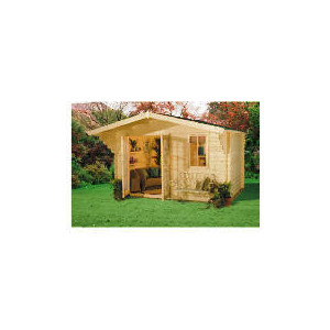 Photo of Finnlife Mokki Wooden Cabin Shed