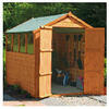 Photo of Walton 10' X 6 Wooden Shiplap ' Apex Shed Shed