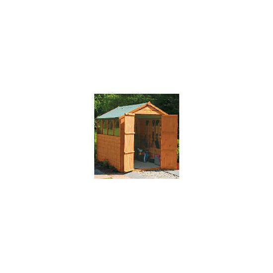 Walton 10' x 6 Wooden Shiplap ' Apex Shed