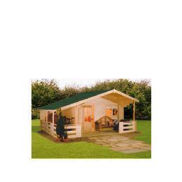 Finnlife Helppo Wooden Cabin Reviews
