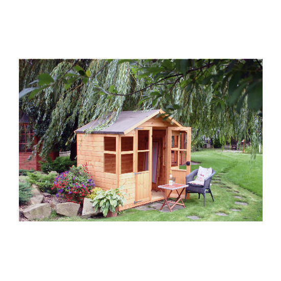 Walton Brighton 7' x 5' Wooden Summer House